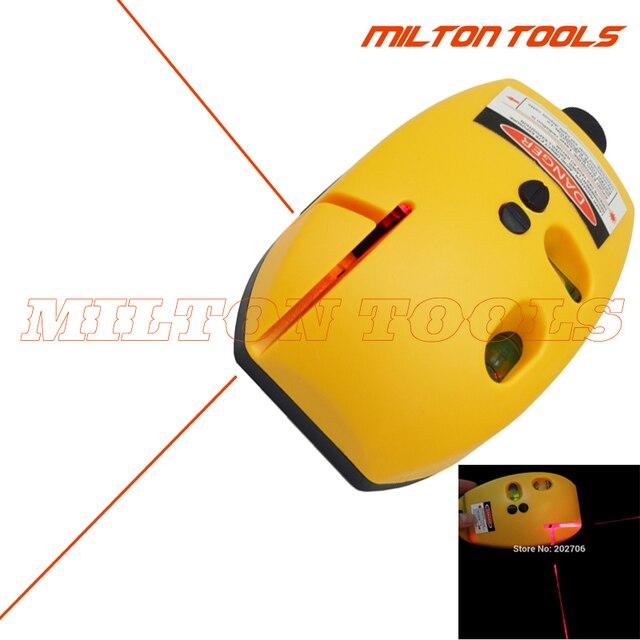 Многоцелевой лазерный измерения 2 линии лазерный уровень выравнивание правый угол лазерный инструмент лазерный уровень линии устройства