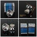 1 par Dental bombilla halógena lámparas para Dental que cura la luz 12 V 75 W