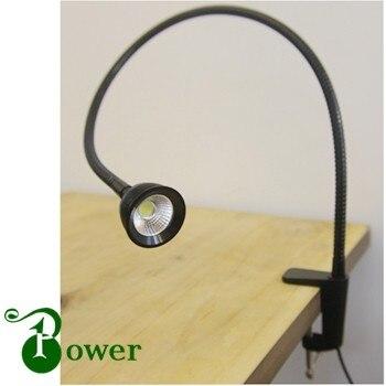 ⓪3 W Bois De Travail Pince Led Lampe Led Lighting Av37
