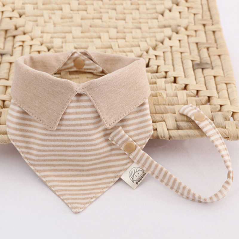 Wash Cloths As Burp Cloths: Multi Function Cotton Collar Baby Bibs & Burp Cloths Girls