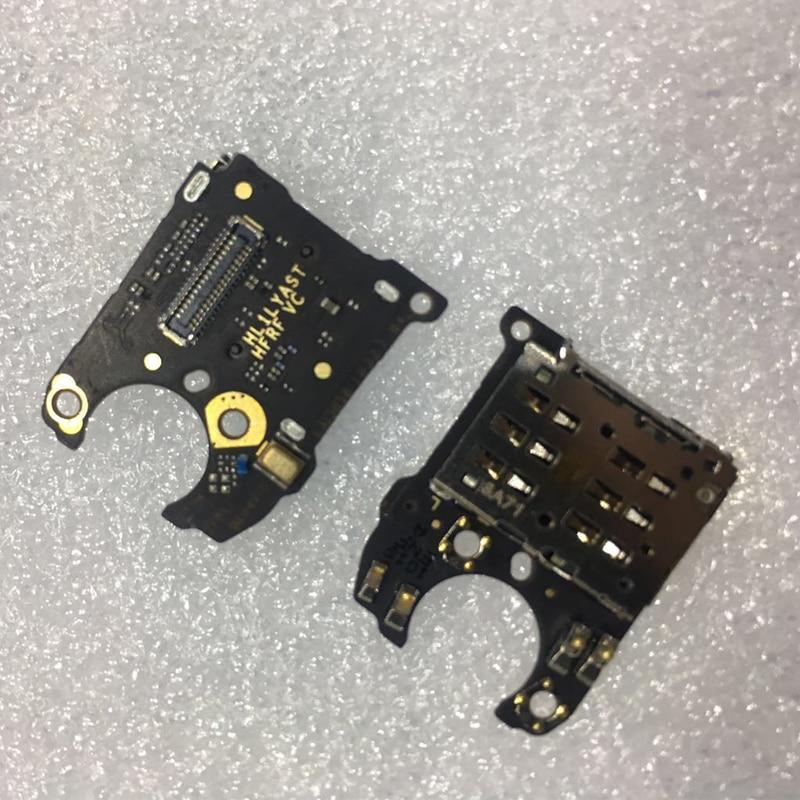 Original SIM Card Reader Card Flex Cable For Huawei Mate 20 Pro SIM Card Reader LYA L09 LYA L29 LYA L0C Replacement Spare parts|Mobile Phone Flex Cables| |  - title=