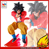 100 Original MegaHouse Dimension Of DRAGONBALL Over Drive Complete Action Figure Son Gokou Super Saiyan 4