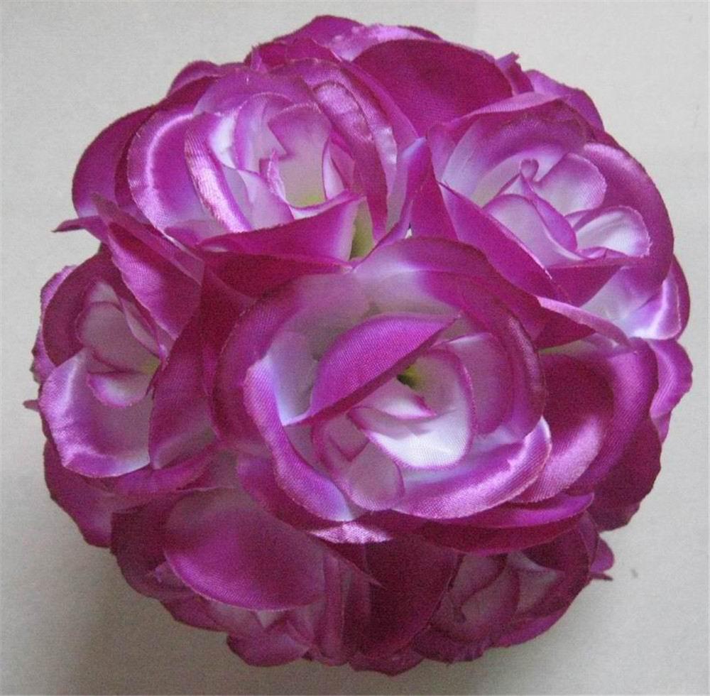 SPR 20PCS / lot 15cm dia. vjenčanja ljubakanje cvijet lopta ruža - Za blagdane i zabave - Foto 3