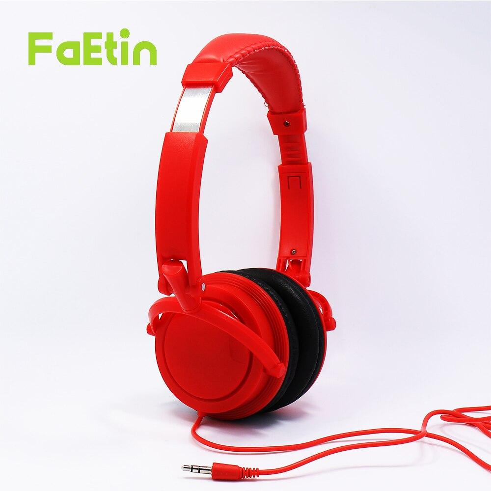Original Gaming Headset Mega bass Red Headphone for laptop PC ...