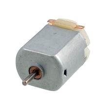 WSFS Venta Caliente DC 3 V 0.2A 12000 RPM 65g. cm Motor Eléctrico Mini para DIY Juguetes Aficiones