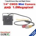 Free shipping!New Cmos Super Mini AHD HD Video Camera Small Smallest Pocket 720P 1.0MP Mini Camera surveillance for home use