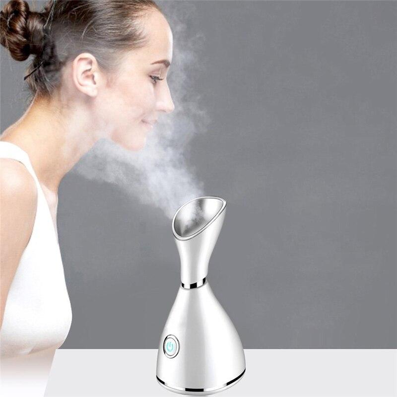 Nano Ionic Facial Steamer Sauna Device Home Personal Spa