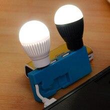 Новейший мини USB светодиодный светильник портативный 5 В 5 Вт энергосберегающая шариковая лампа для ноутбука USB разъем XOA88
