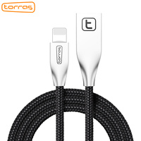 TORRAS Fast Charger For Lighting USB Cable For IPhone X 8 7 7plus Samsung Huawei OTG