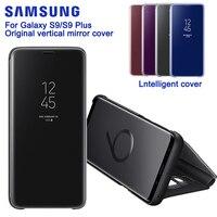 SAMSUNG Original Mirro Cover Clear View Phone Case For Samsung GALAXY S9 G9600 S9 Plus G9650