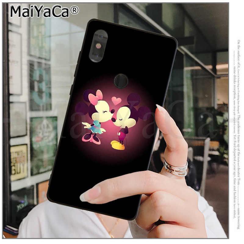 MaiYaCa mi ckey nnie Top Design Caixa Do Telefone para xiaomi mi mi 6 8 se note2 3 mi redmi 5 5 x2 além de nota 4 5 5 caso coque