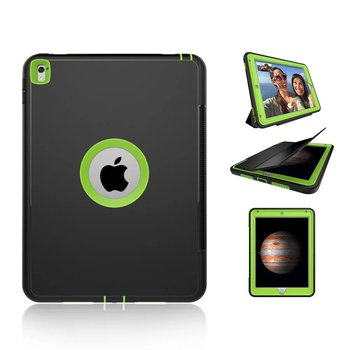 FOR IPAD MINI 2 3 4  Heavy Duty Armor Impact Rugged Shockproof Magnetic 3 Layer Protector case Smart cover Auto Sleep Awake 100