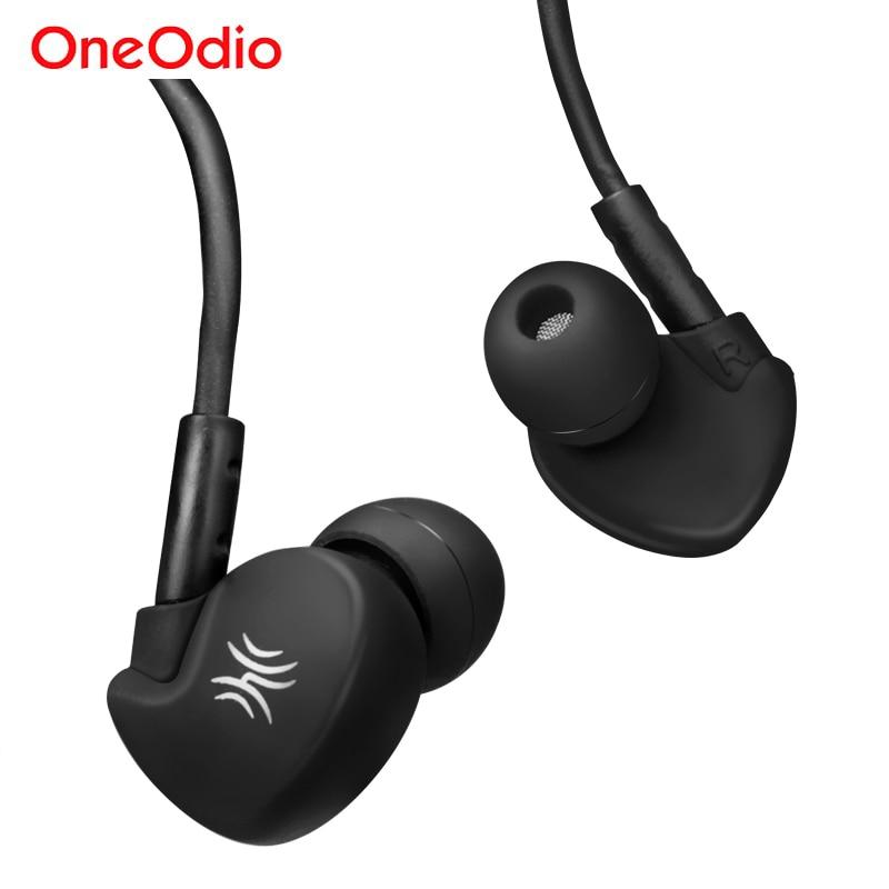 Oneodio Dans L'oreille/Oreille Crochet Casque Filaire Sport Bass Sound Écouteurs Écouteurs Avec Microphone Casque Pour Xiaomi fone de ouvido