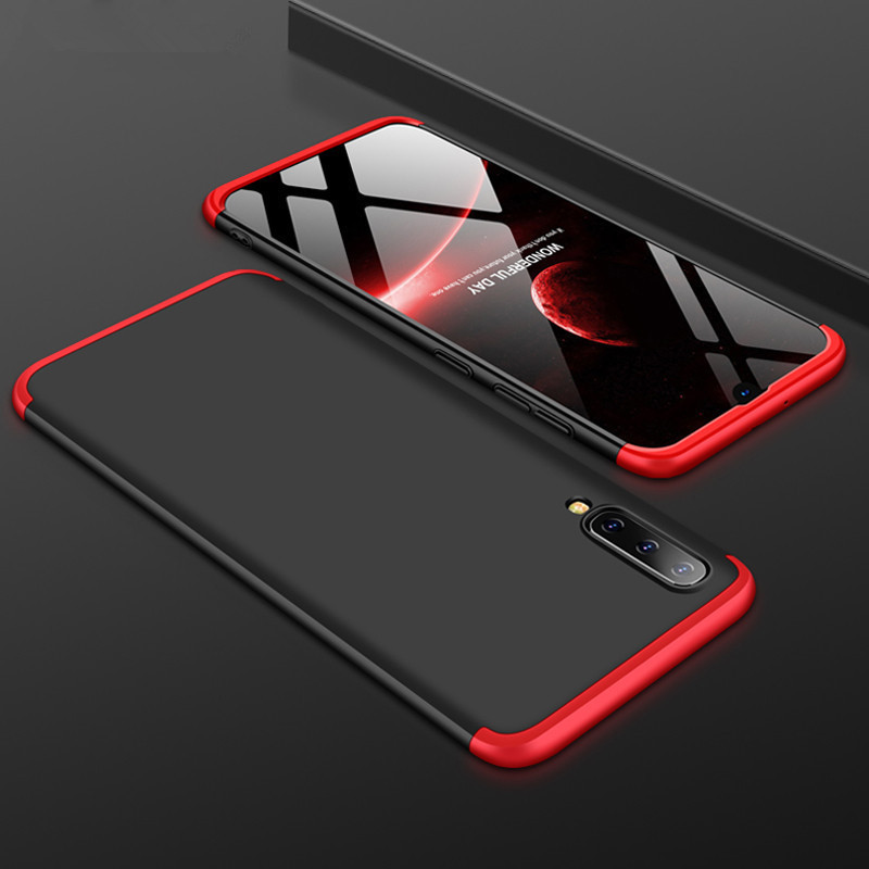 Fashion 360 Full Body <font><b>Hard</b></font> Hybrid Plastic Protection Phone <font><b>Case</b></font> For <font><b>Samsung</b></font> <font><b>Galaxy</b></font> M10 <font><b>M20</b></font> M30 A10 A20 A30 A40 A50 A60 A70 Cover image