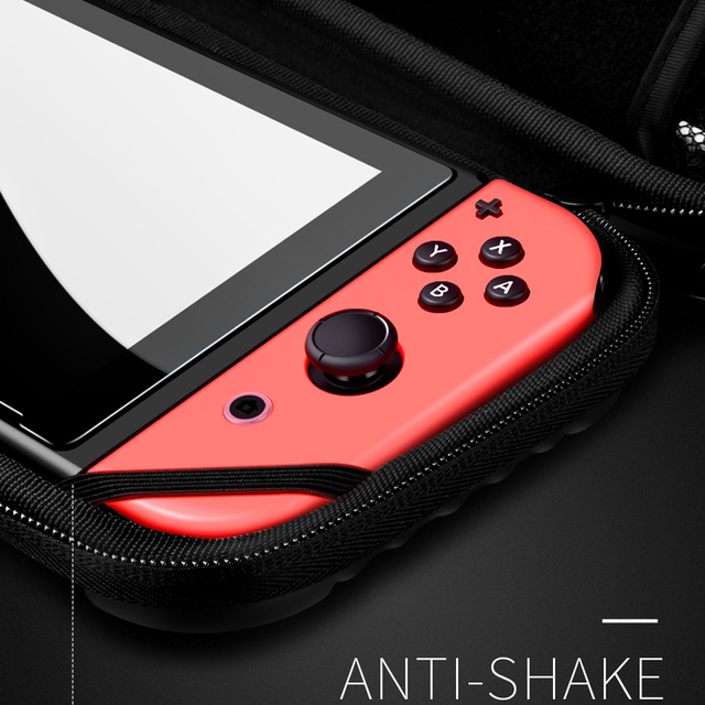 Nintend Switch Protection Carrying Hard Bag Nintendos Console Storage Travel Case NS Handbag for Nintendo Switch 5