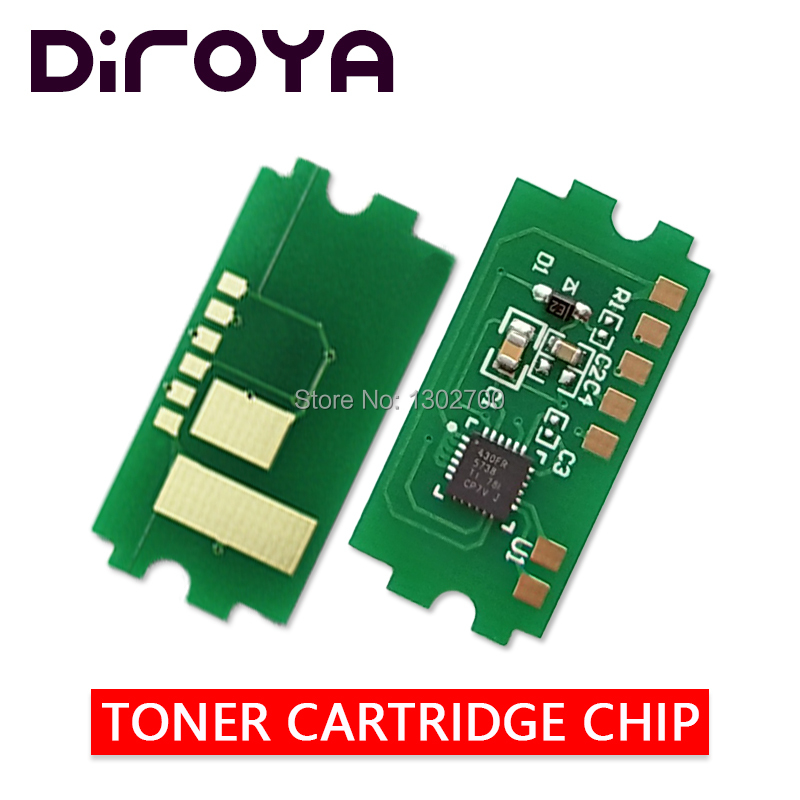 8PCS TK-5280 TK5280 KCMY Toner Cartridge chip For Kyocera ECOSYS M6235 M6635 P6235 M 6235cidn 6635cidn P 6235cdn powder reset