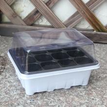 Nursery Trays 12 hole seedling pots