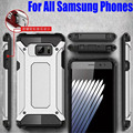 100X Neo Hybrid Кремния ТПУ + PC Case Для Samsung Galaxy Note 7/5/4/3/S5/S6 edge Plus/S7 край Жесткая Броня Падение Доказательство Крышка N701