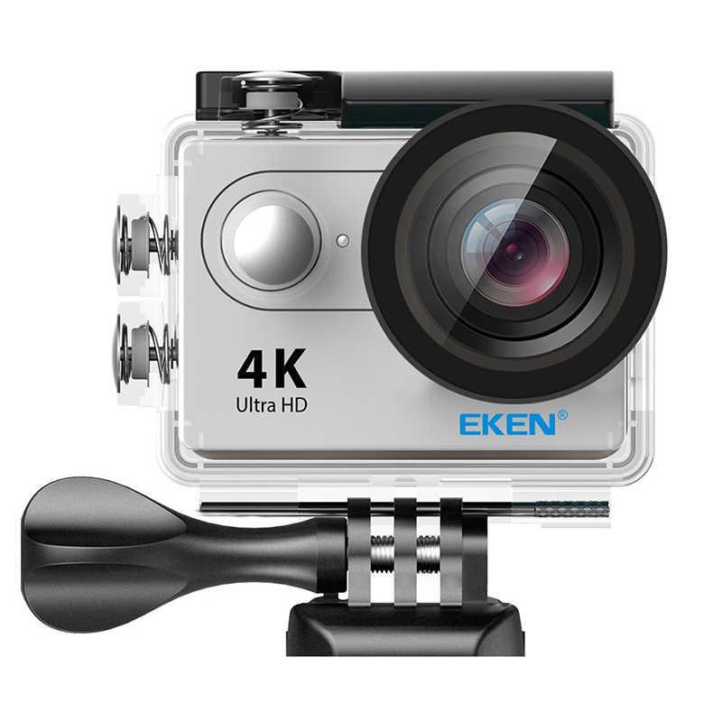 """Оригинал екеn H9 Экшн-камера H9R Водонепроницаемая Камера GoPro c дистанционным управлением Ultra HD 4 K/25fps WiFi 2,0 """"170D Спортивная водоотталкивающая Камера GoPro шлем Cam Pro спортивная водоотталкивающая Камера GoPro"""