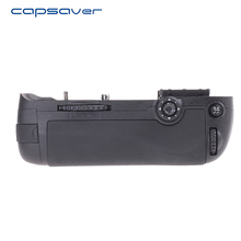 Capsaver Vertical Aperto Da Bateria para Nikon D600 D610 DSLR Camera Substituir MB-D14 Titular trabalhe EN-EL15 Bateria