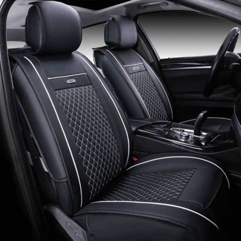 Automobiles Seat Covers Full Car Seat Cover Universal Fit Interior Accessories Seat Decoration Protector car seat covers