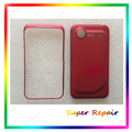 Black White Red Front Metal Frame Housing+Back Battery Cover Case Door For HTC Incredible S S710e G11 Housing +Tools