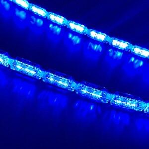 Image 5 - רונאן 60 בשעות היום ריצה לבן switchback כדי צהוב אור DRL כפול זורם סוג LED לבן ענבר מנורת רכב פנס