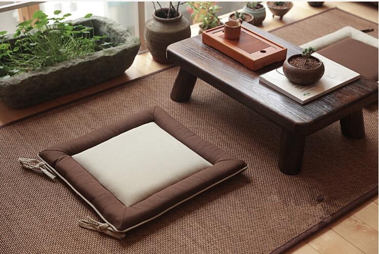 Aliexpress.com : Buy (4pcs/lot)Floor Seating Oriental Zen ...