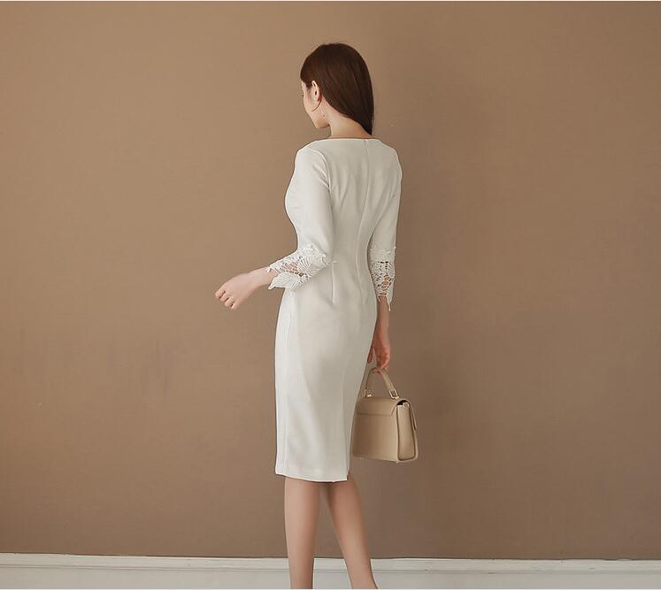 ქალთა ლაქების თეთრი - ქალის ტანსაცმელი - ფოტო 2