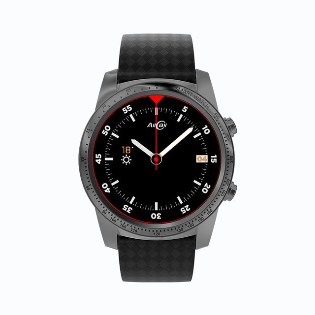 New AllCall W1 3G Smartwatch Phone 1.39 inch Android 5.1 MTK6580 Quad Core 1.0GHz 2GB RAM 16GB ROM Heart Rate Monitor Anti-lost