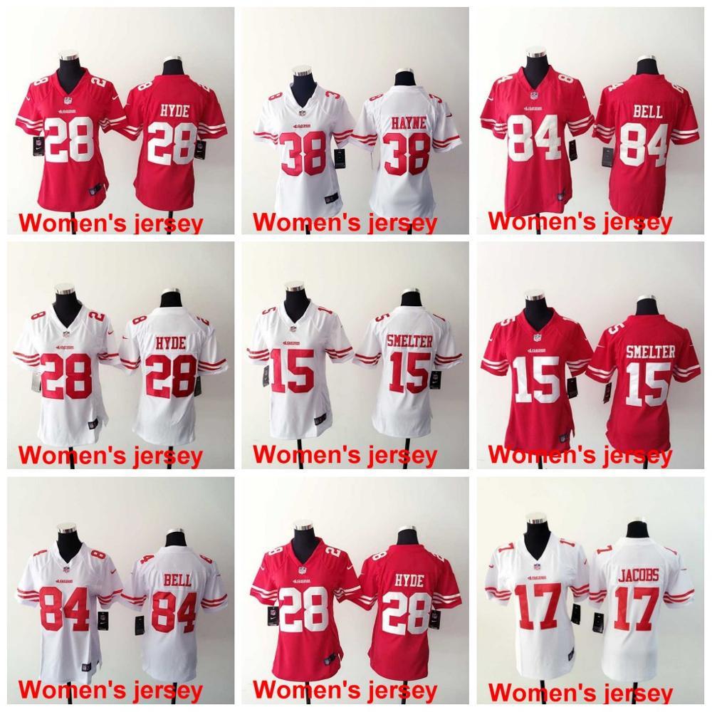 576516825 49ers Jersey Womens