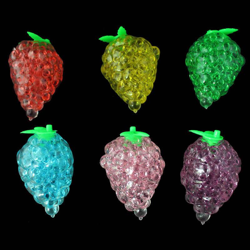 Новый TPR мягкие Бусины бусины вакуумные бусины пузырьки выдавливаемые Le vent Сжимаемый мячик игрушки Рождественский подарок