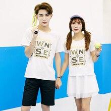Women T Shirt Cotton Summer Shirt Original Outfit Sundress New Male and Female T-shirt