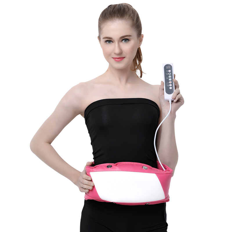 HANRIVER Women Electric Waist slimming Belt BellyTummy Slimming Sauna Belt Vibration Lose Weight Massage Belt Fat BurnerHANRIVER Women Electric Waist slimming Belt BellyTummy Slimming Sauna Belt Vibration Lose Weight Massage Belt Fat Burner