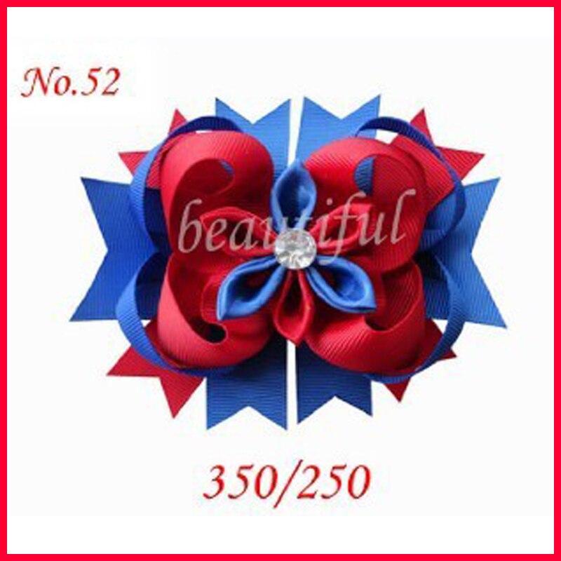 14 pz 4.5 archi dei capelli Accessori Per Capelli Al Minuto All ingrosso di  Modo Boutique Dell arco Dei Capelli a61e040657a4