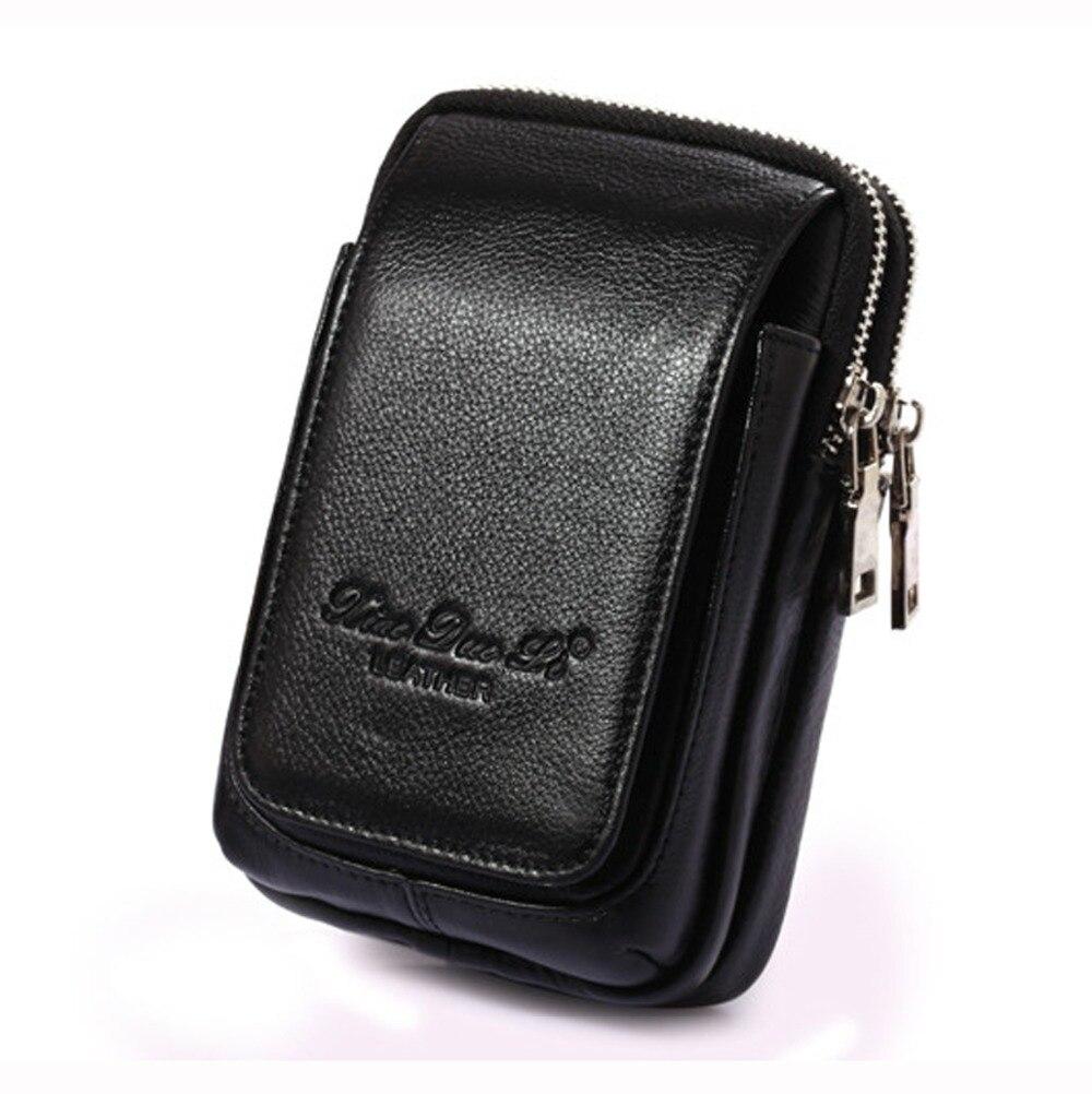 da carteira bolsa celular/bolso do Material Principal : Couro Genuíno