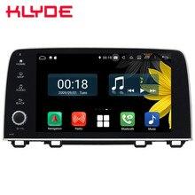 9 «ips Восьмиядерный 4G Android 8,1 4G B Оперативная память 6 4G B Встроенная память RDS BT dvd-плеер автомобиля Авторадио Стерео gps ГЛОНАСС для Honda CRV CR-V 2017 2018