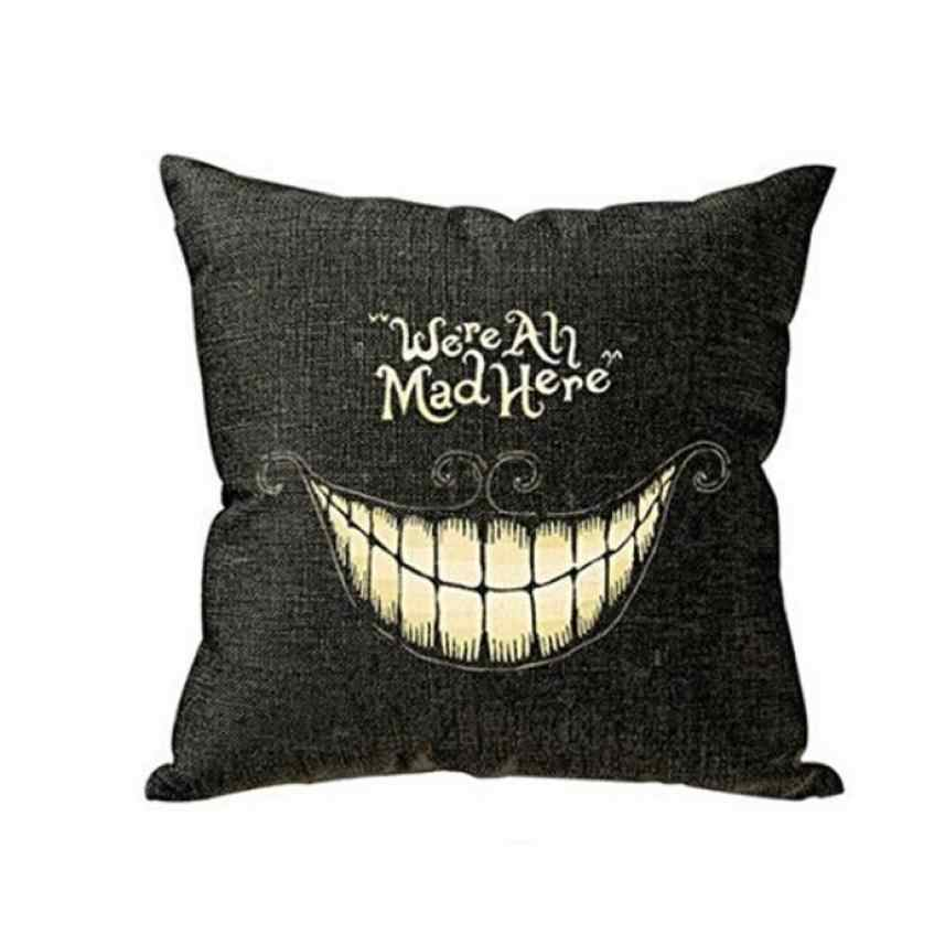 coussin sofa bed home decoration festival cover cushion cover letter pillow covers pillow cases decorative dakimakura