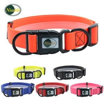 Nimble New High quality pet dog collar