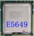 Intel Xeon e5649 E5649 CPU 2.53 ГГц 8 МБ Шесть Основных SLBZ8 LGA1366 Процессора бесплатная доставка
