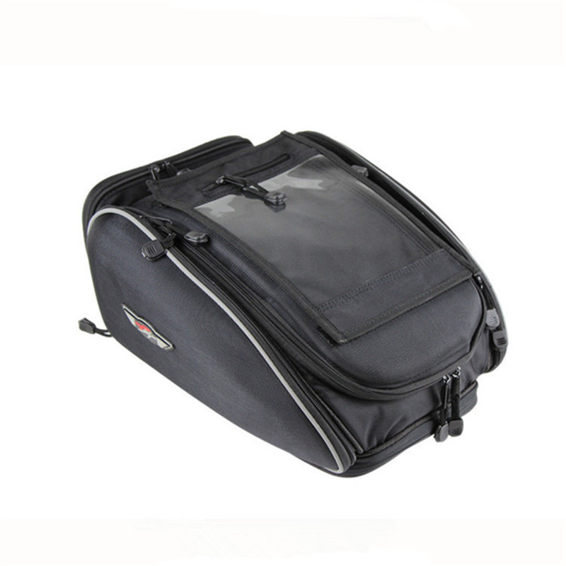ФОТО Pro-Biker Magnetic Tank Bag KTM Motorcycle Motocross Cycling Rear Luggage Multi Function for harley