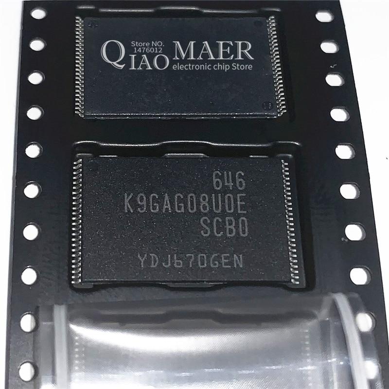 5pcs/lot K9GAG08U0E Original K9GAG08U0E-SCB0 K9GAG08UOE-SCBO K9GAG08UOE TSOP48 K9GAG08U0E-SCBO K9GAG08UOE-SCB0 100% Quality