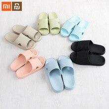 Xiaomi mijia одно облако умные шлёпанцы для женщин летние женские шлёпанцы для Мягкие Шлепанцы дамы мужские сандалии повседневное элегантная обувь Slip умный дом
