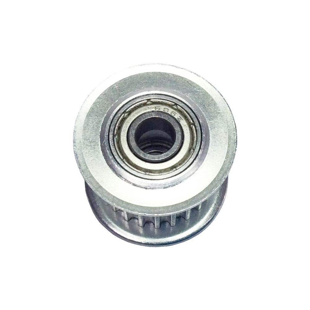 Htd 3m 22 Teeth Idler Pulley Pitch 3mm Fit For Timing Belt Width Mini Belts 15mm Bearing Hole 6mm Pack Of 1pcs 3d Printer In Pulleys From Home Improvement On