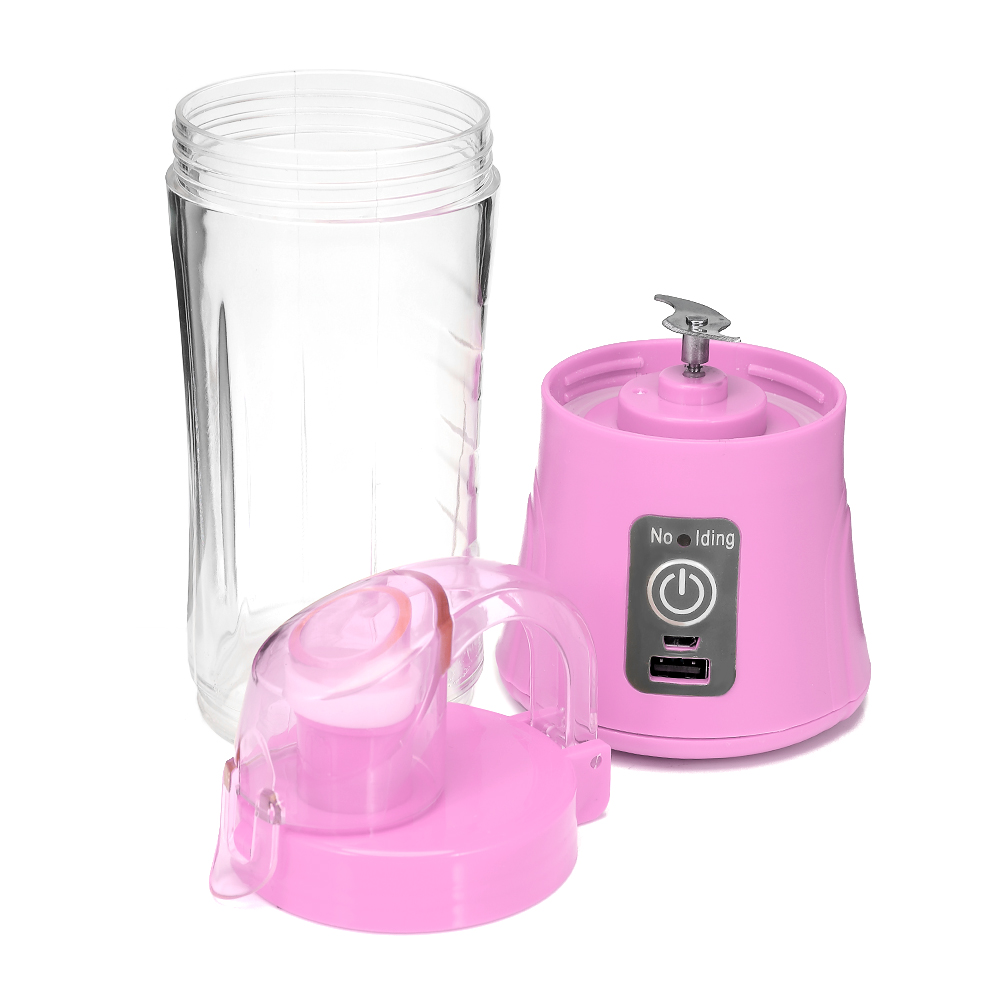 Portable Blender 380ml USB Rechargeable 16
