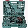 120 шт./компл. гаечный ключ комбинированный набор инструментов механик инструмент для технического обслуживания аппаратные инструменты