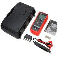 Portable Handheld LCR Meter 10KHz Inductance Capacitance Resistance L C R DCR Q D Theta ESR Tester UNI T UT611