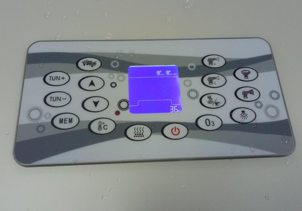 nuevo controlador de baera de hidromasaje panel de para piscina y spas de
