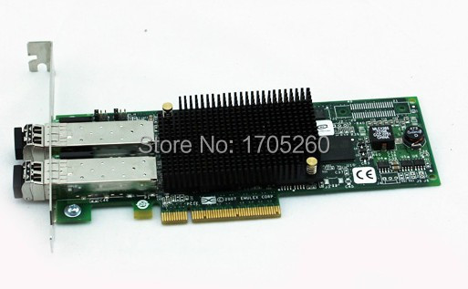 QLE2460 4GB PCIe HBA  1 year  warranty