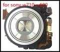 100% новый Оригинальный зум-объектива блок Без ПЗС Ремонт частей Для Sony DSC-W620 W710 S5000 Цифровая камера